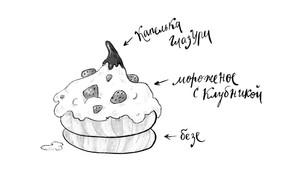 2019 - Signorina Cinnamon by Luigi Ballerini, published by KompasGid, Moscow