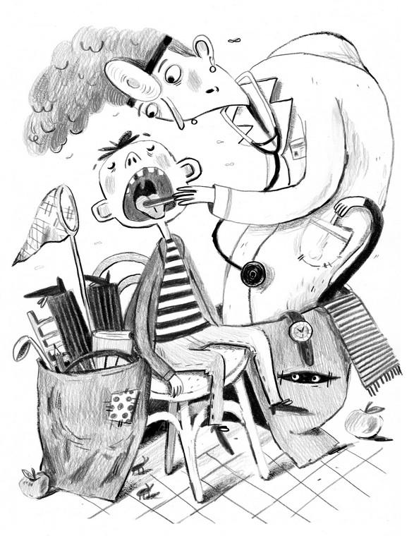 2020 - Crazy Etiquette by Aleksandr Blinov, published by KompasGid, Moscow