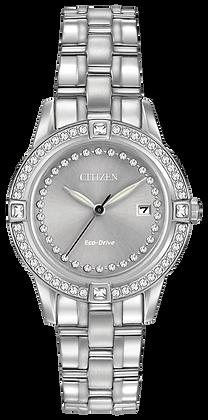 Citizen Watch Bracelet Silver Tone Stainless Steel Part # 59-S06178