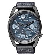 Genuine Citizen Watch Band Black **NYLON** Part #59-S53007