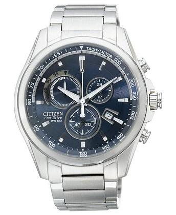 Citizen Watch Bracelet Silver Tone Stainless Steel Part # 59-S04965