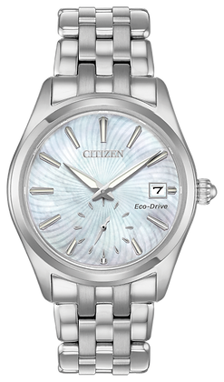 Citizen Watch Bracelet Silver Tone Stainless Steel Part # 59-S07075