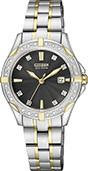 Citizen Watch Bracelet Two Tone Stainless Steel Part # 59-S05580