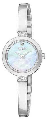 Citizen Watch Bracelet Silver Tone Stainless Steel Part # 59-S04178
