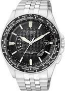 Citizen  Watch Bracelet Silver Tone Stainless Steel   Part # 59-S04195