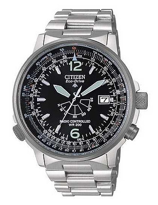 Citizen Watch Bracelet Silver Tone Stainless Steel Part # 59-T00276