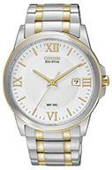 Citizen Watch Bracelet Two Tone Stainless Steel Part # 59-S05205