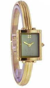 Citizen Watch Bracelet Gold Tone Stainless Steel Bangle Part # 59-H0709