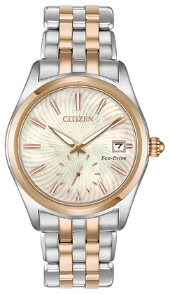 Citizen Watch Bracelet Two Tone Stainless Steel Part # 59-S07077