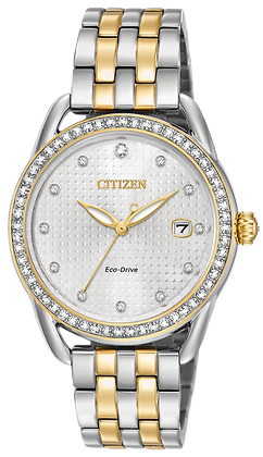 Citizen Watch Bracelet Two Tone Stainless Steel Part # 59-S06992