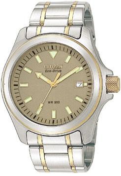 Citizen Watch Bracelet Two Tone Stainless Steel Part # 59-H1129
