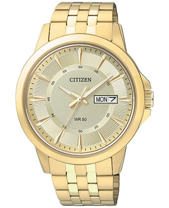 Citizen Watch Bracelet Gold Tone Stainless Steel Part # 59-BF2013-56P