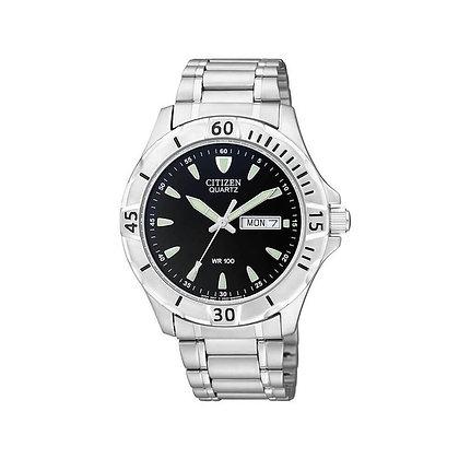 Citizen Watch Bracelet Silver Tone Stainless Steel Part # 59-S05171