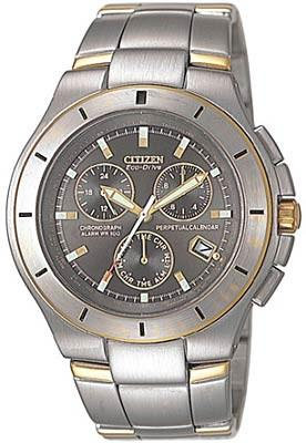 Citizen Watch Bracelet Two Tone Stainless Steel Part # 59-H1231