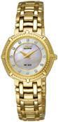 Citizen Watch Bracelet Gold Tone Stainless Steel Part # 59-S02048