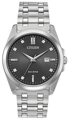 Citizen Watch Bracelet Silver Tone Stainless Steel Part # 59-S04435