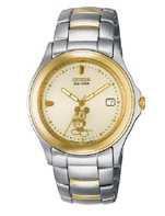 Citizen Watch Bracelet Two Tone Stainless Steel Part # 59-K00173