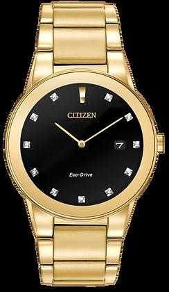 Citizen Watch Bracelet Gold Tone Stainless Steel Part # 59-S05638