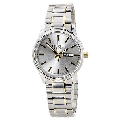 Citizen Watch Bracelet Two Tone Expansion Stainless Steel Part # 59-BF0614-90A