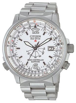 Citizen Watch Bracelet Silver Tone Titanium Part # 59-T00282