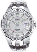 Citizen Watch Bracelet Titanium Carbide Plated Part # 59-K00360