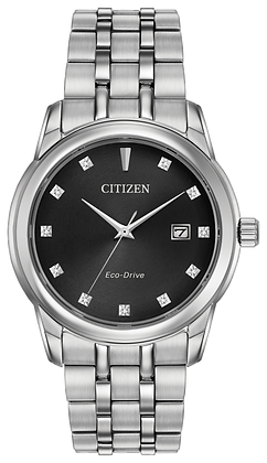 Citizen Watch Bracelet Silver Tone Stainless Steel Part # 59-R00404
