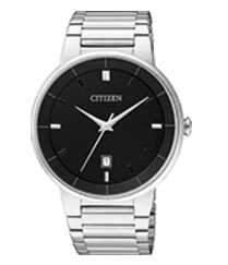 Citizen Watch Bracelet Silver Tone Stainless Steel Part # 59-S06411
