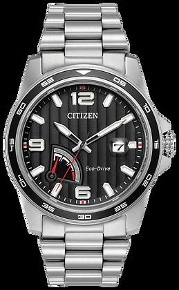 Citizen Watch Bracelet Silver Tone Stainless Steel Part # 59-S06862