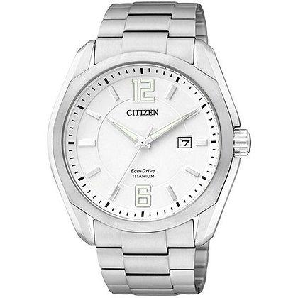 Citizen Watch Bracelet Silver Tone Titanium Part # 59-S04260