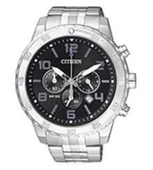 Citizen Watch Bracelet Silver Tone Stainless Steel Part # 59-S06369