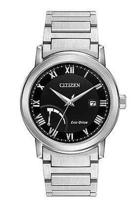 Citizen Watch Bracelet Silver Tone Stainless Steel Part # 59-S06640