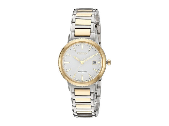 Citizen Watch Bracelet Two Tone Stainless Steel Part # 59-S06563