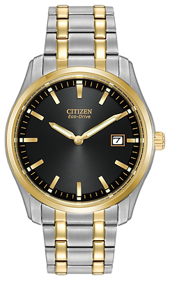Citizen Watch Bracelet Two Tone Stainless Steel Part # 59-S05637