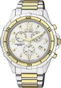 Citizen Watch Bracelet Two Tone Stainless Steel Part # 59-S05455