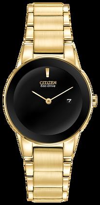 Citizen Watch Bracelet Gold Tone Stainless Steel part # 59-S05639