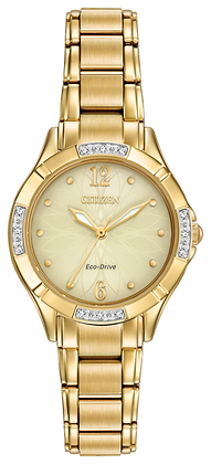 Citizen Watch Bracelet Gold Tone Stainless Steel Part # 59-S06660