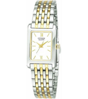 Citizen Watch Bracelet Two Tone Stainless Steel Part # 59-S02546
