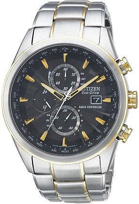 Citizen Watch Bracelet Two Tone Stainless Steel Part # 59-S04884