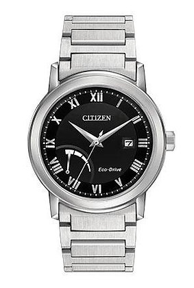 Citizen Watch Band Silver Tone Stainless Steel Part # 59-S06640