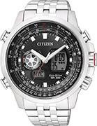 Citizen Watch Bracelet Silver Tone Stainless Steel Part # 59-R00336