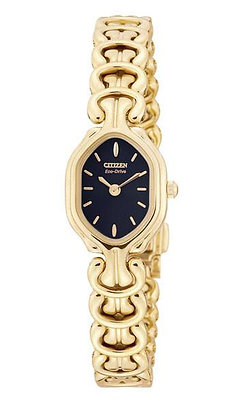 Citizen watch Bracelet Gold Tone Stainless Steel Part # 59-K00264