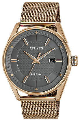 Citizen Watch Bracelet Rose Gold Tone Stainless Steel Part # 59-S06816