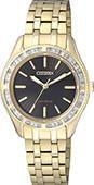Citizen Watch Bracelet Gold Tone Stainless Steel Part # 59-S06079