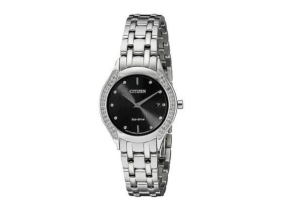 Citizen Watch Bracelet Silver Tone Stainless Steel Part # 59-S06266