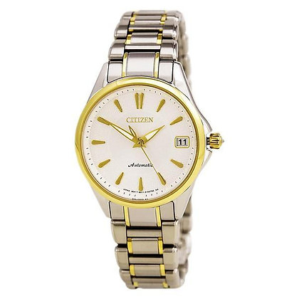 Citizen Watch Bracelet Two Tone Stainless Steel Signature Part # 59-S05731