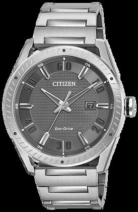 Citizen Watch Bracelet Silver Tone Stainless Steel Part # 59-S06814