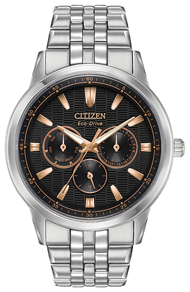 Citizen Watch Bracelet Silver Tone Stainless Steel Part# 59-R00529