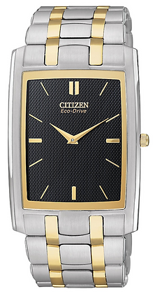 Citizen Watch Bracelet Two Tone Stainless Steel Part # 59-S04548
