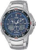 Citizen Watch Bracelet Silver Tone Stainless Steel Part # 59-T00014