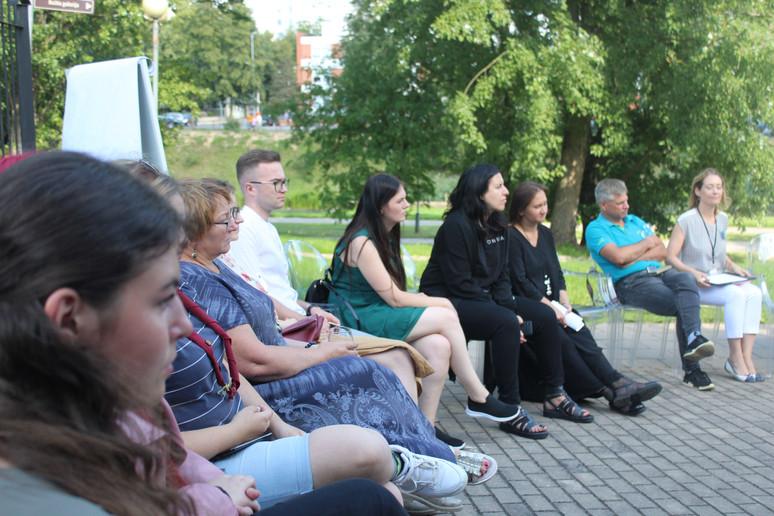 Jaunimo & bendruomenės susitikmas